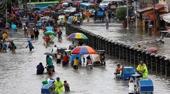فيضانات في الفلبين (أرشيف)