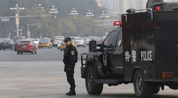 الشرطة الصينية (أرشيف)