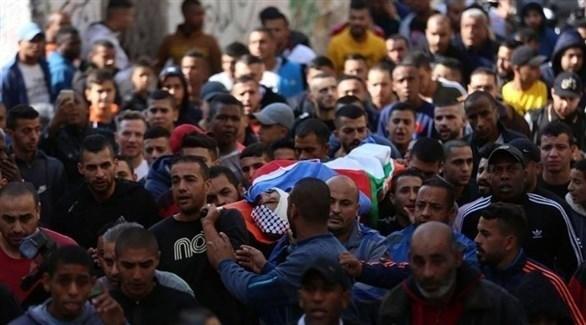 ارتفاع عدد الشهداء في فلسطين (أرشيف)