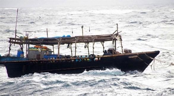 مركب صيد في الخليج العربي (أرشيف)