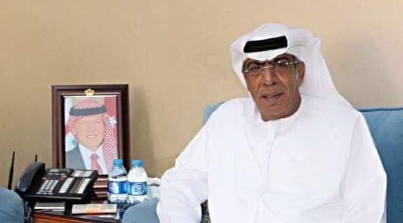 سفير الإمارات في الأردن مطر سيف الشامسي (أرشيف)