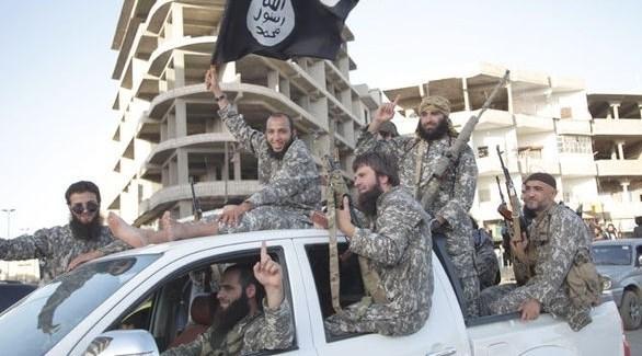 مسلحون غربيون من داعش في سوريا (أرشيف)