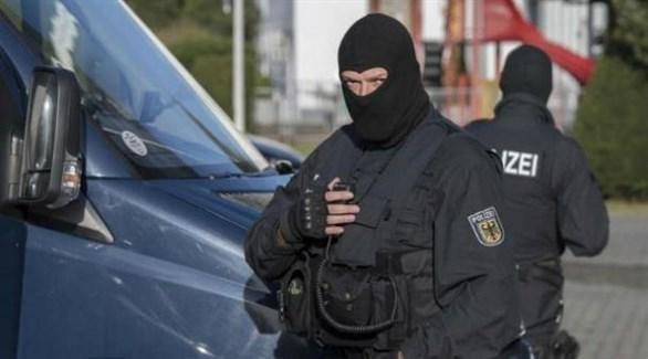 شرطيان ألمانيان في عملية أمنية (أرشيف)