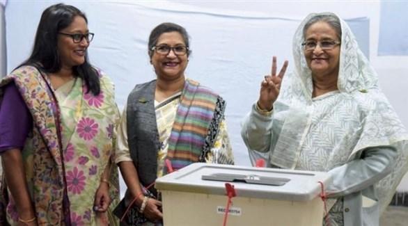 رئيسة وزراء بنغلاديش الشيخة حسينة (أرشيف)