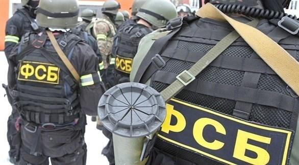 عناصر من جهاز الأمن الاتحادي الروسي (أرشيف)