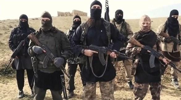 أوروبيون في صفوف داعش (أرشيف)