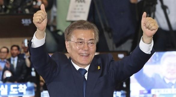 الرئيس الكوري الجنوبي، مون جاي إن (أرشيف)