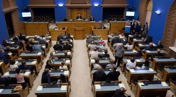 البرلمان الإستوني (أرشيف)