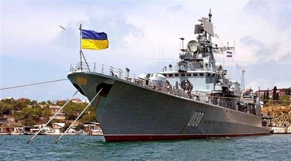 أحد موانيء أوكرانيا (أرشيف)