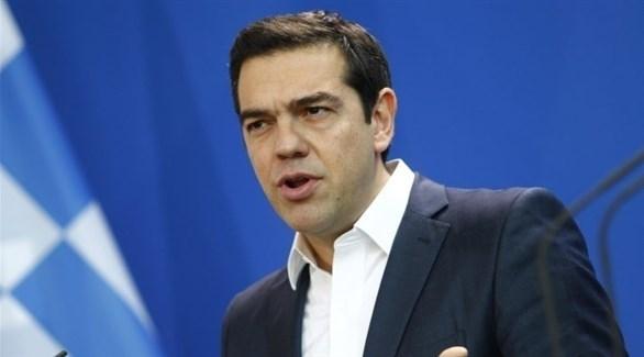 رئيس الوزراء اليوناني أليكسيس تسيبراس (أرشيف)