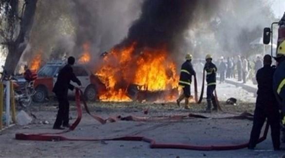 انفجار سابق في القامشلي بسوريا (أرشيف)