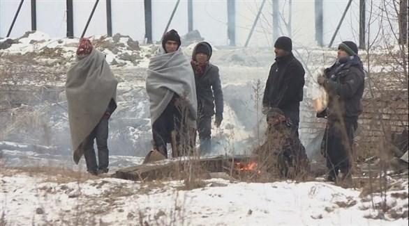 لاجئون أفغان (أرشيف)