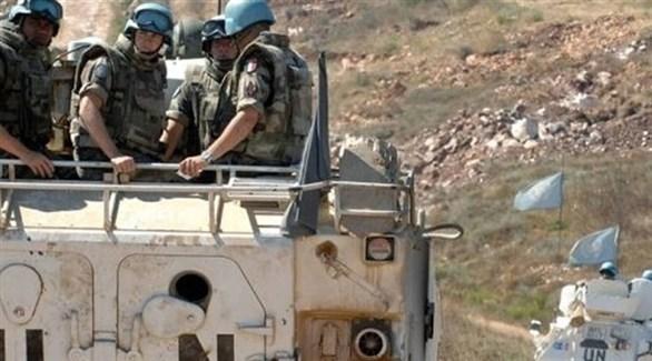 جنود من قوات اليونيفيل (أرشيف)