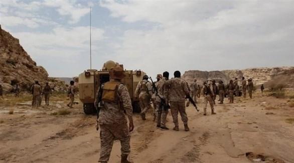 قوة من الجيش اليمني (أرشيف)
