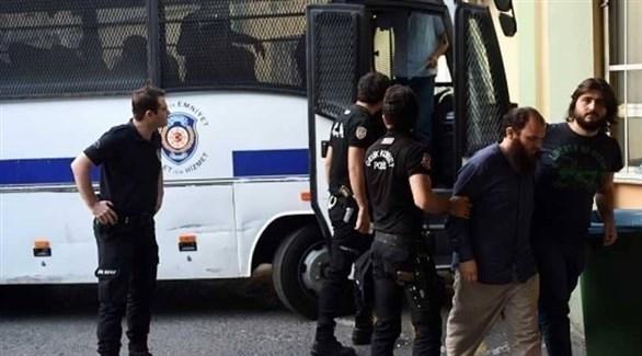 حملة اعتقالات سابقة في تركيا (أرشيف)