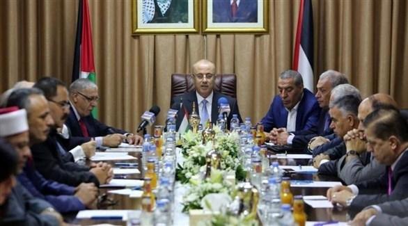الحكومة الفلسطينية (أرشيف)