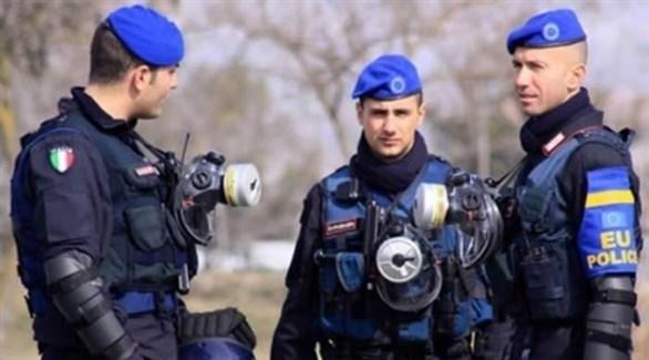 الشرطة الإيطالية (أرِشيف)