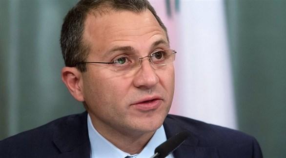 وزير الخارجية اللبناني جبران باسيل (أرشيف)