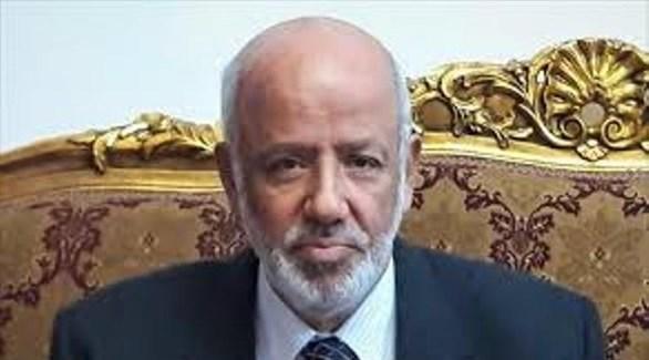 وزير العدل في حكومة الإخوان الإرهابية أحمد سليمان (أرشيف)