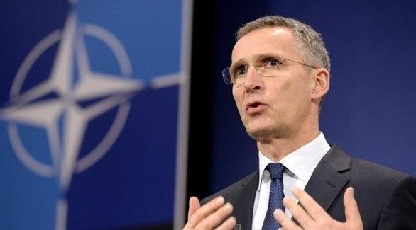 الأمين العام لحلف شمال الأطلسي ينس ستولتنبرغ (أرشيف)