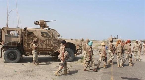 قوات من الجيش اليمني في الضالع (أرشيف)