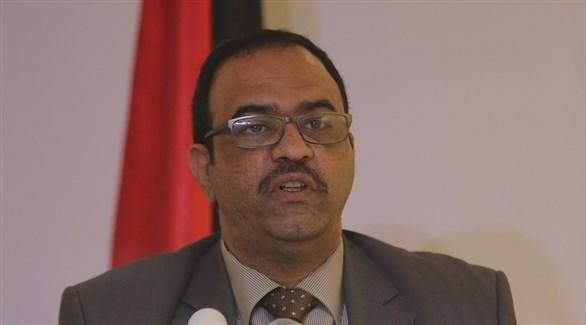 النائب العام لدولة فلسطين أحمد براك (أرشيف)