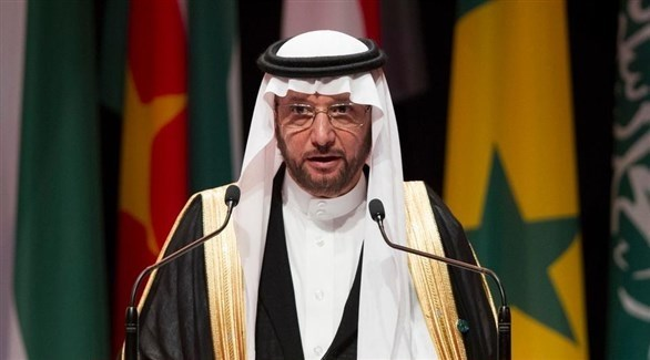 الأمين العام لمنظمة التعاون الإسلامي يوسف العثيمين (أرشيف)