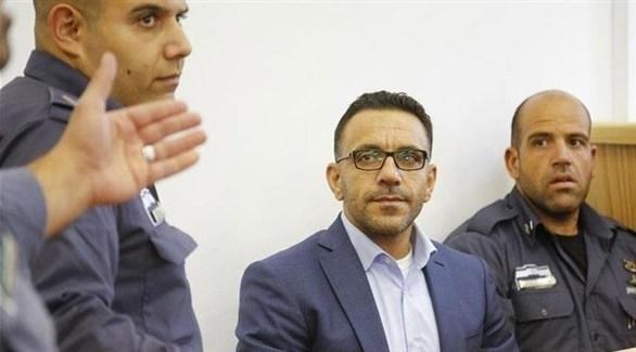 اعتقال سابق لمحافظ القدس عدنان غيث من قبل الاحتلال الإسرائيلي (أرشيف)