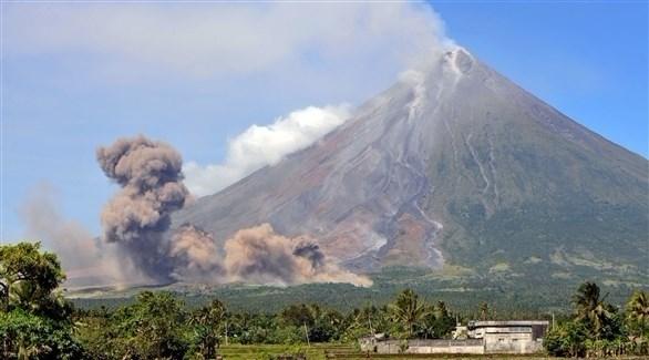 الفلبين: نستعد لـ3 أشهر من الطوارئ بسبب بركان مايون