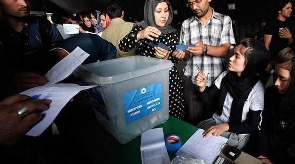 الانتخابات الأفغانية (أرشيف)