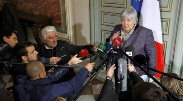 وزيرة التخطيط الفرنسية، جاكلين جورو (أرشيف)