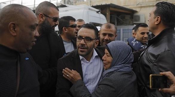 محافظ القدس الفلسطيني عدنان غيث (أرشيف)