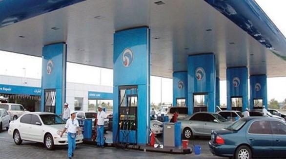 إحدى محطات أدنوك للوقود (أرشيف)