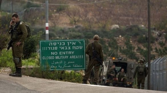 جنود إسرائيليون على الحدود مع لبنان (أرشيف)