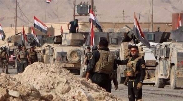 قوات عراقية في تكريت (أرشيف)