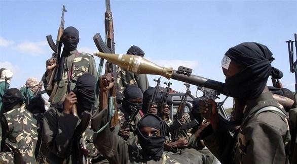 مسلحون حركة الشباب الصومالية الإرهابية (أرشيف)