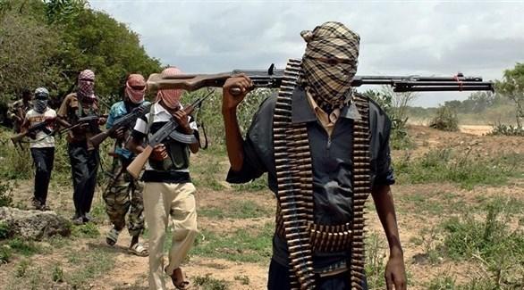 مسلحون من حركة الشباب الصومالية (أرشيف)