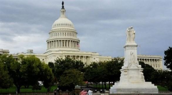 مبنى الكونغرس الأمريكي في العاصمة واشنطن (أرشيف)