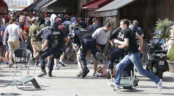 اشتباكات بين الشرطة ومتظاهرين في فرنسا (أرشيف)