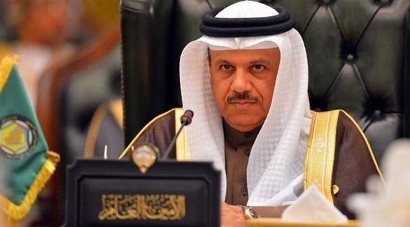 الأمين العام لمجلس التعاون عبد اللطيف بن راشد الزياني (أرشيف)