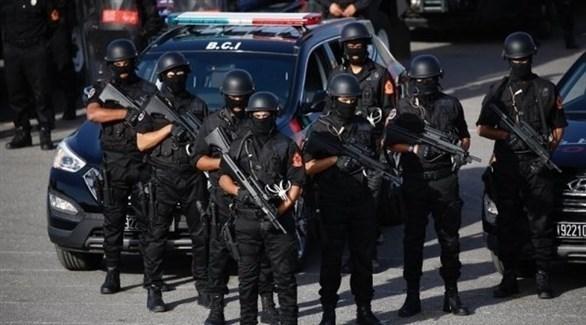 عناصر من الأمن المغربي (أرشف)