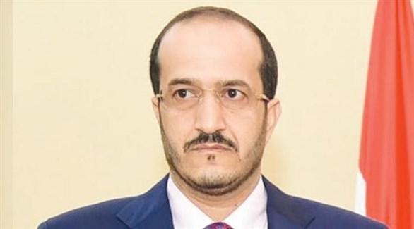 وزير الزراعة اليمني عثمان مجلي (أرشيف)
