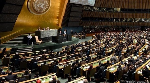 الجمعية العامة للأمم المتحدة (د ب أ)