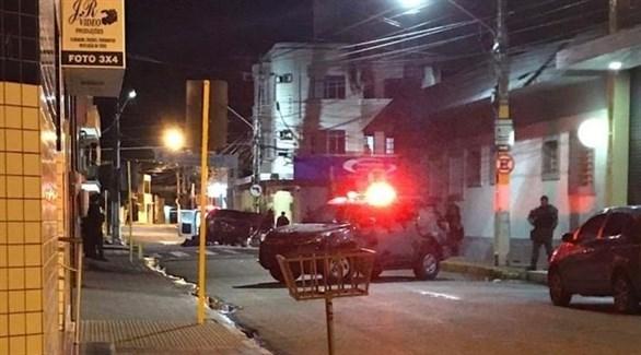 هجوم مسلح على مصرف بالبرازيل (تويتر)