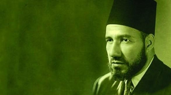 حسن البنا، مؤسس جماعة الإخوان (أرشيفية)