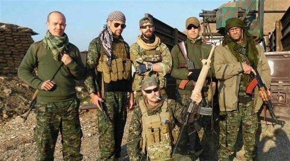 مقاتلون أجانب في سوريا (أرشيف)