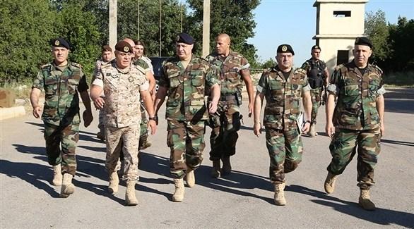 قائد الجيش اللبناني العماد جوزيف عون (أرشيف)