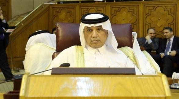 وزير الدولة القطري للشؤون الخارجية سلطان المريخي (أرشيف)