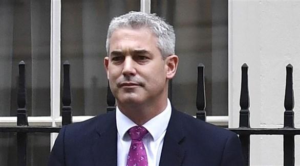 وزير شؤون الانسحاب من الاتحاد الأوروبي ستيفن باركلي (أرشيف)