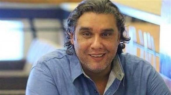 مدير فرقة المسرح المصري أحمد السيد (أرشيف)
